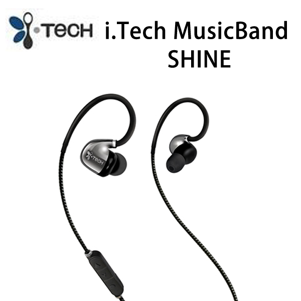 i-Tech MusicBand SHINE / iceland  立體聲藍牙耳機雙耳立體聲藍牙耳機 / 耳掛式藍芽耳機