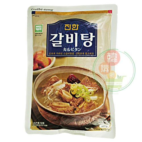 【韓購網】韓國真韓牛排湯600g★韓國食品料理