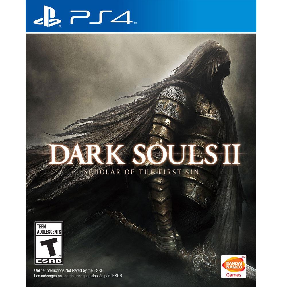 (現貨全新實體) PS4 黑暗靈魂 2:原罪哲人 英文美版 DARK SOULS II SCHOLAR