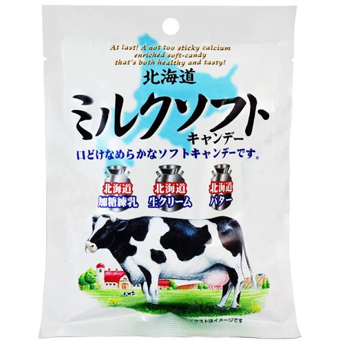 Ribon立夢北海道風味牛奶糖 60g