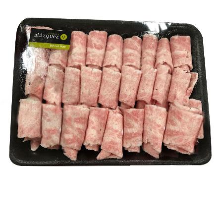 【生活美味 台灣嚴選 】 西班牙伊比利豬梅花火鍋肉片★每盒只要$320元!