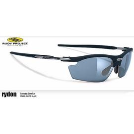 『凹凸眼鏡』義大利 Rudy Project Rydon系列 Matt Black/SmokeBlack~專業運動鏡~六期零利率