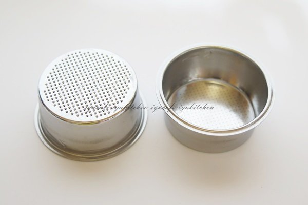 《愛鴨咖啡》伊萊克斯 Electrolux Gustino 義式咖啡機 粉杯 濾杯 TKS-1817 EES-200