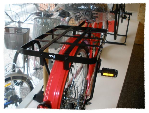 加大24吋 後貨架/傳統貨架/載物架*堅固耐用《意生自行車》