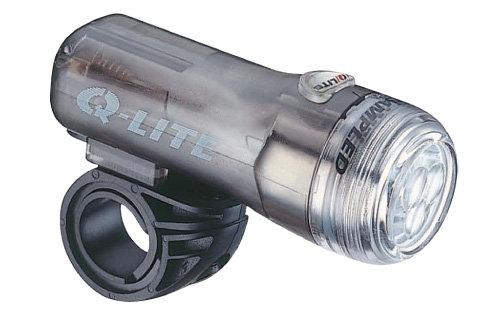 Q-LITE 超炫LED自行車專用車燈 / 頭燈 《意生自行車》