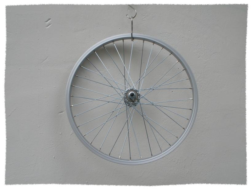 20吋 鋁合金輪圈 / 前輪框 《 意生自行車 》