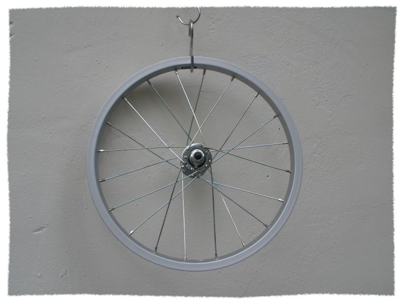 16吋 鋁合金輪圈 / 前輪框 《 意生自行車 》