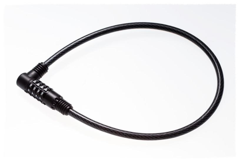 高優質鋼纜號碼鎖 / 可設定號碼鎖/*台灣製《意生自行車》