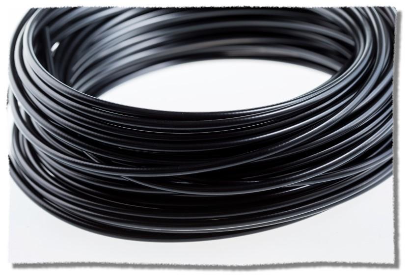 變速線4mm外管(直絲) 黑色 100公分 特價45元《意生自行車》