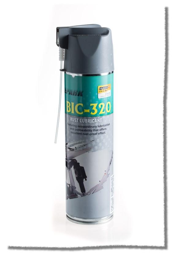 CHEPARK BIC-320 滲透潤滑油 防鏽油《意生自行車》