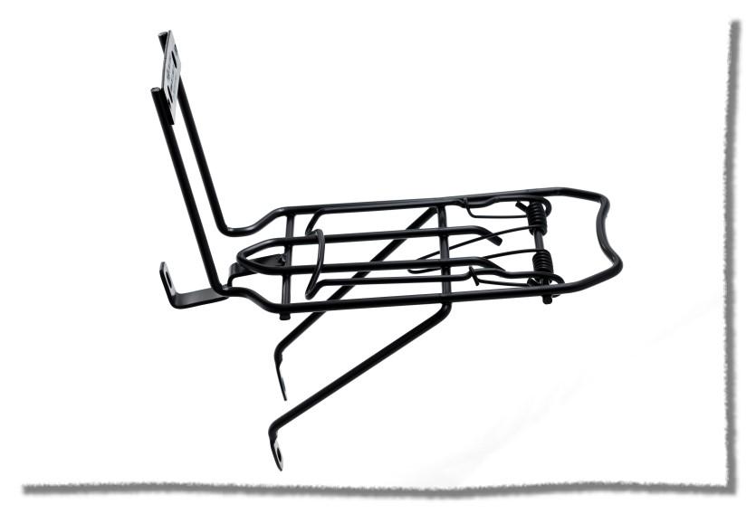 有夾款前貨架 《意生自行車》