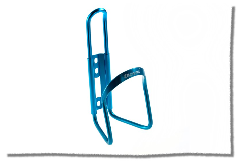 鋁合金水壺架   藍色 《意生自行車》