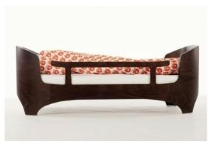 【安琪兒】丹麥【Leander】嬰兒成長床配件-床護欄(胡桃木/水洗木)