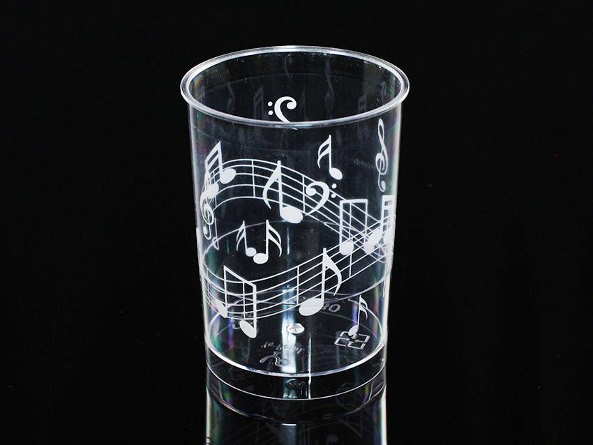 慕斯杯、奶酪杯、甜品杯、布丁杯、直圓杯B6080-6、MY6080(含透明蓋)20pcs