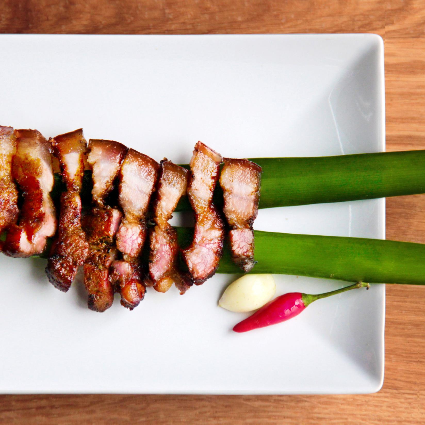 【沈記香腸】鹹豬肉 (手工製作約3~4人份)★台北市傳統市場節天下第一攤冠軍店家、團購美食、網路票選冠軍、伴手禮首選、宅配香腸