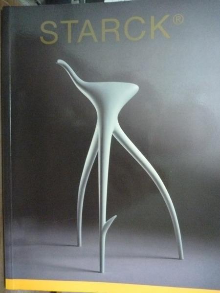【書寶二手書T4/設計_PLY】Starck_Philippe Starck