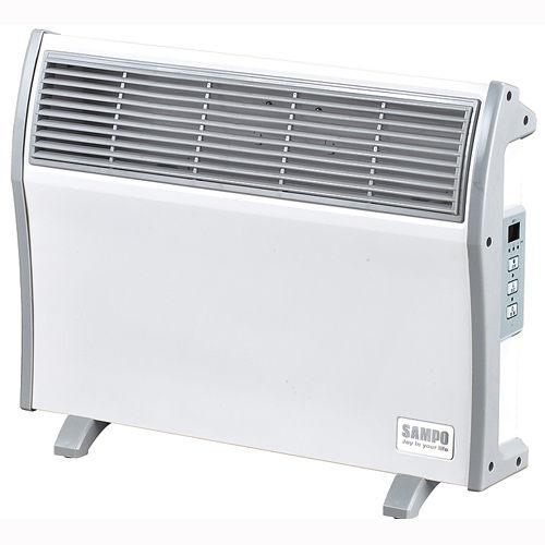 【聲寶】 浴室/臥房兩用微電腦電暖器 HX-FH10R《刷卡分期+免運》