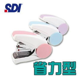 SDI手牌 1113C 10號釘書機 訂書機省力平針型/一台入{定200}