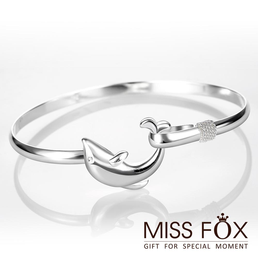 限時5折 鍍925純銀手環 自由悠遊 輕靈手環 JJ1054
