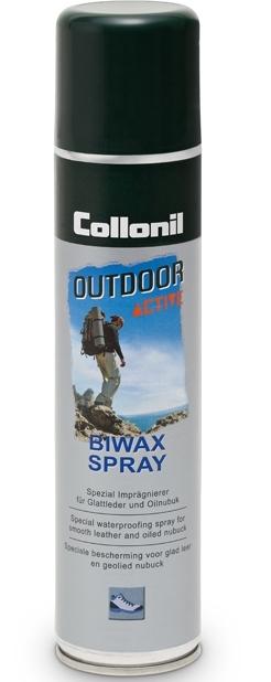 [ Collonil ] 防潑水劑/皮革防水蜜蠟噴劑/登山鞋保養/皮鞋 德國製 Biwax Spray CL1042