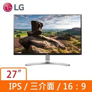 【2016.8 台灣電競節獨家好康同步賣】LG 27UD68-W  27吋 4K 16:9  AH-IPS高級電競液晶顯示器