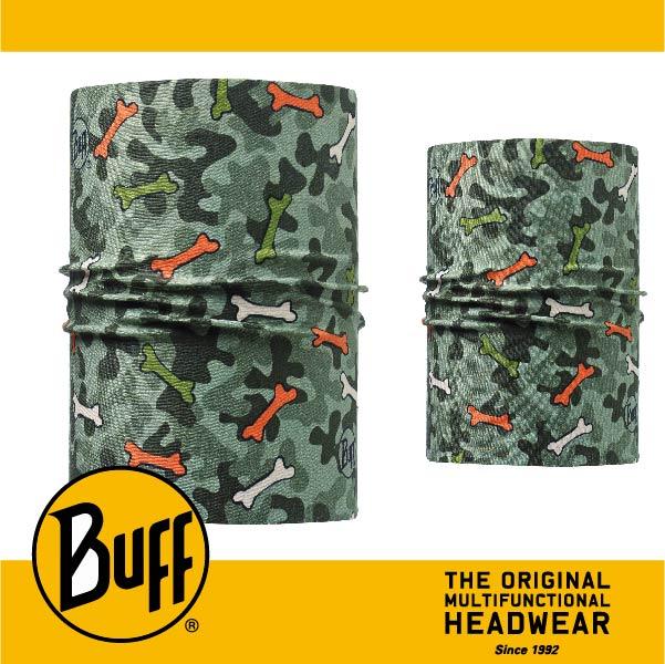 BUFF 西班牙魔術頭巾 寵物頭巾系列 BF111253 寵物經典頭巾S/M 狗班長報到