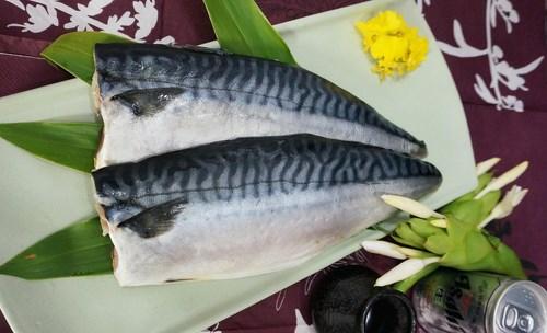 挪威薄鹽鯖魚