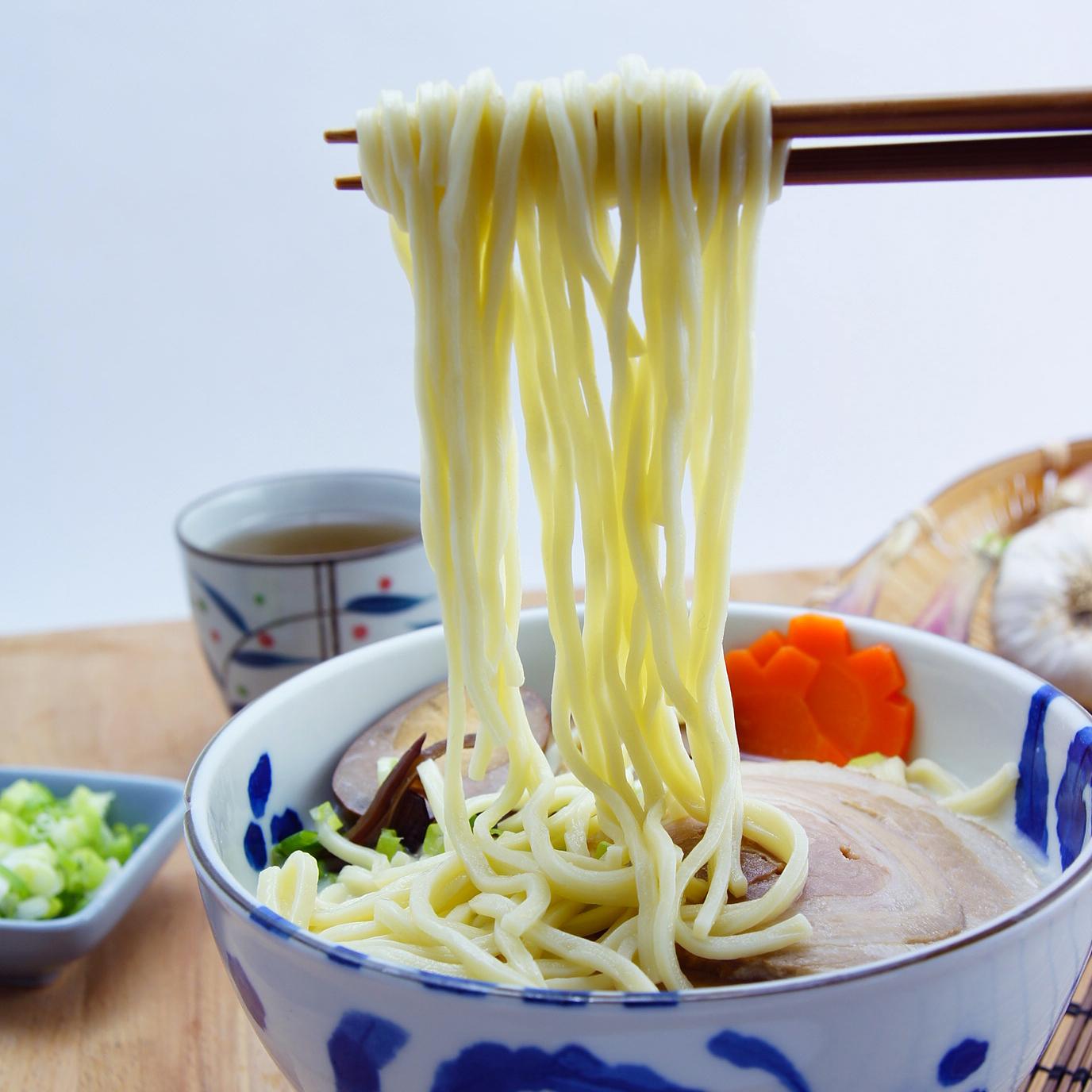 【台灣鴻德】冷凍叉燒豚骨拉麵