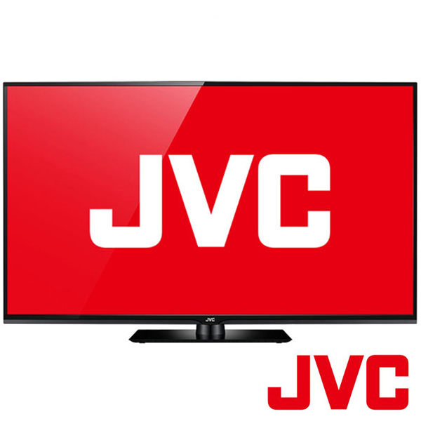 免運費 JVC 48吋 LED液晶顯示器/50吋電視/LED電視 附視訊盒 J48D