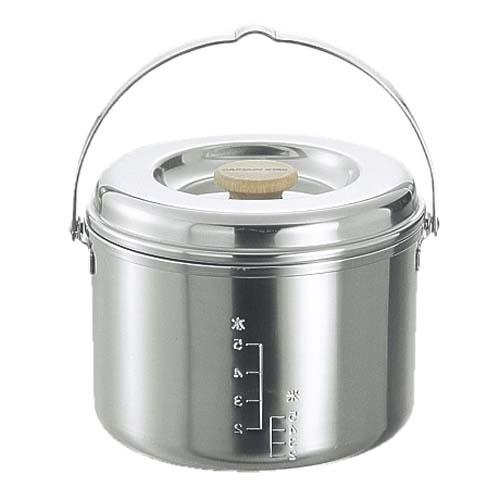 【露營趣】中和 Captain Stag 鹿牌 M-8610 合金3層鍋 2.5L 不鏽鋼三層鍋 湯鍋 麵鍋 煮飯鍋 煮米鍋