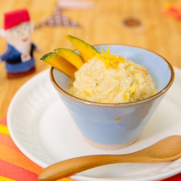 嬰兒副食品-昊寶食堂-1歲半以上寶寶-甜蔬炊飯