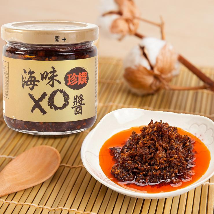 【十味觀】珍饌海味XO醬200g