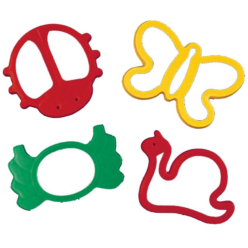 【華森葳兒童教玩具】美育教具系列-切模綜合組-昆蟲 L1-AP/074/BC