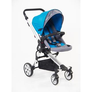 【美國 L.A. Baby】時尚雙向嬰兒推車 / 通過歐美安全標準(贈L.A. Baby推車防風雨罩)