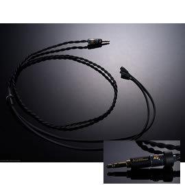 志達電子 黑曜石-IE80 SENNHEISER 「黑曜石+ Obsidian Cable Plus」 手工自製 耳機線 升級線 (IE8、IE80適用)