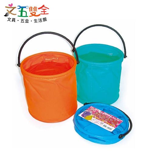 雷鳥文具 LT-012 水桶 / 旋轉收納洗筆筒 / 水彩筆洗筒