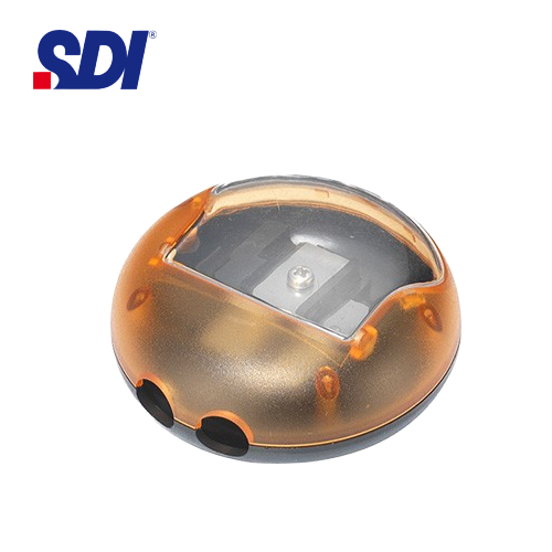 SDI手牌文具 0133D 迷你雙孔削鉛筆機 ( 削筆器 / 筆削)