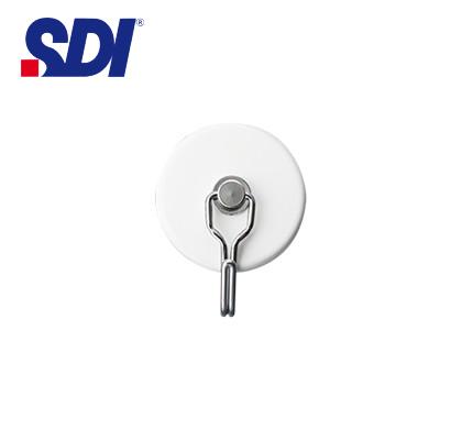 SDI手牌文具 4294超級強力磁鐵掛勾 (小) (直徑37mm)