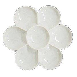 梅花 水彩調色盤