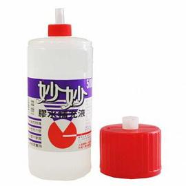 妙妙膠水 HY-503 膠水補充瓶 ( 500cc ) - 有套帽