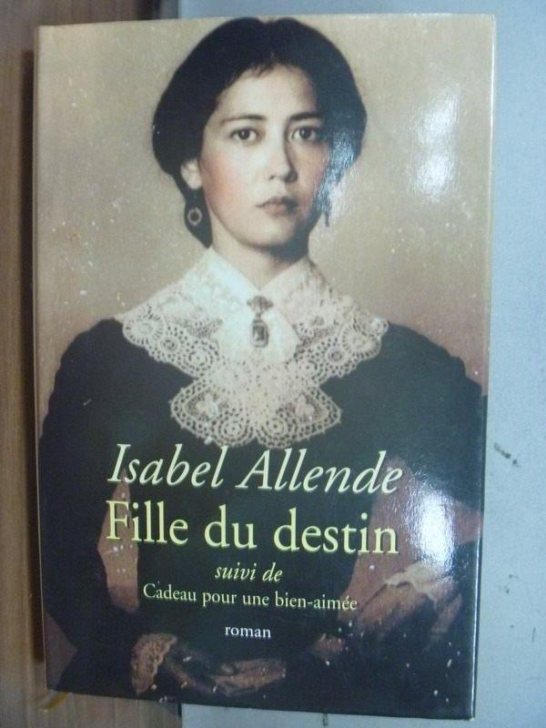 【書寶二手書T6/原文小說_JEG】Isabel Allende_Fille du destin