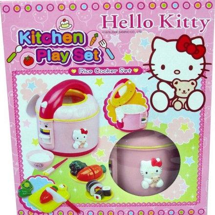 Hello Kitty/家家酒系列/KT貓炊飯組【六甲媽咪】