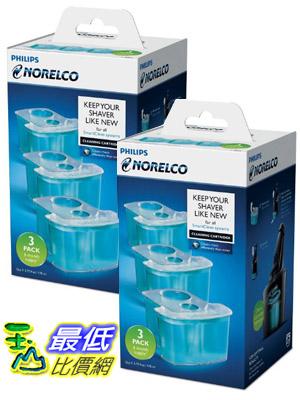 [104美國直購] Philips Norelco JC303/52 Smartclean Replacement Cartridge for Shaver Series 9000 2入