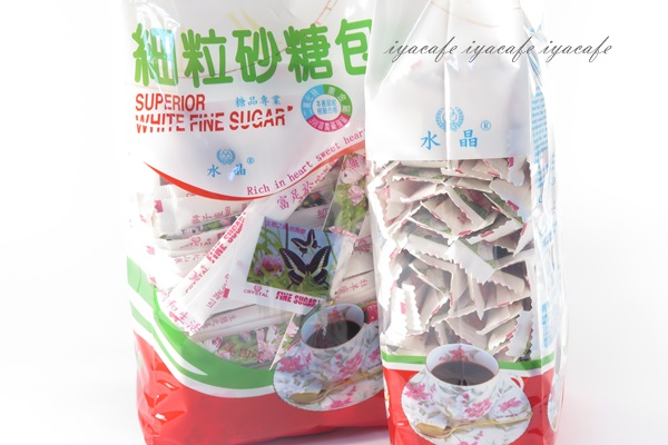 《愛鴨咖啡》細粒砂糖包 砂糖包 8gx100條
