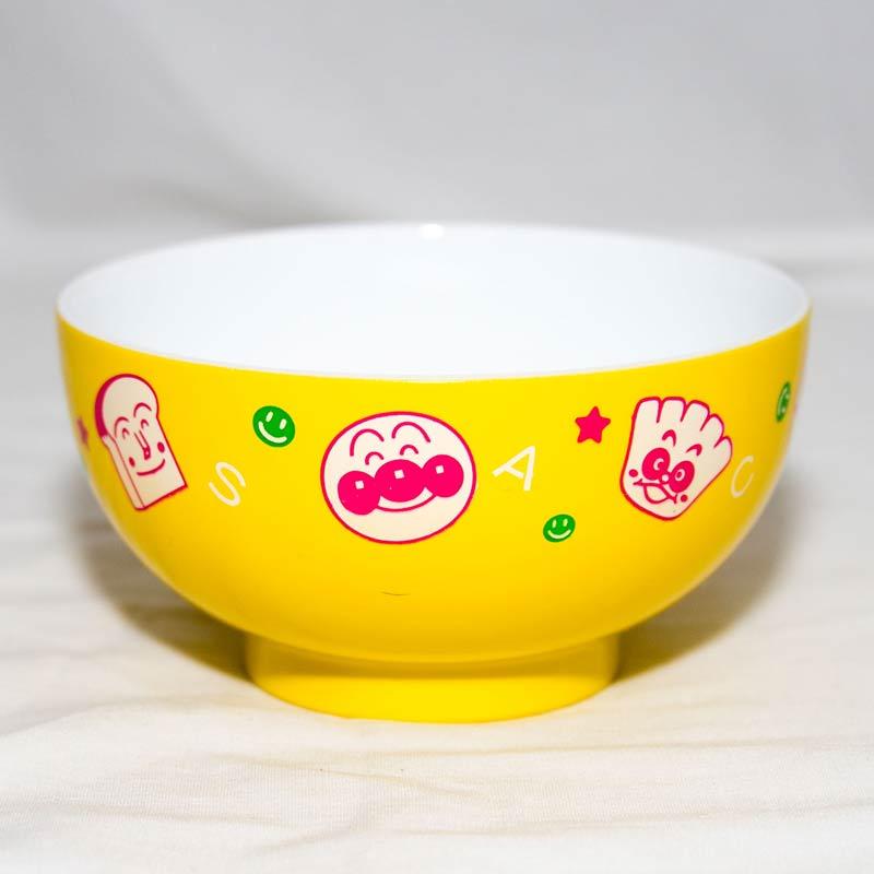 麵包超人湯碗 可微波可入洗碗機 耐熱140度 日本製正版品