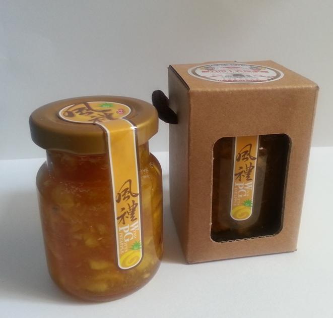 風禮系列-鳳梨醬1小罐裝