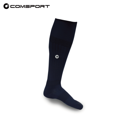 Comsport *彈性足球襪*- 丈青色