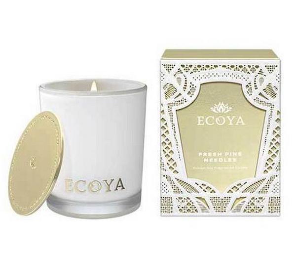 澳洲 ECOYA 高雅香氛系列 - Ecoya 迷你水晶香氛-清雅松針 80g