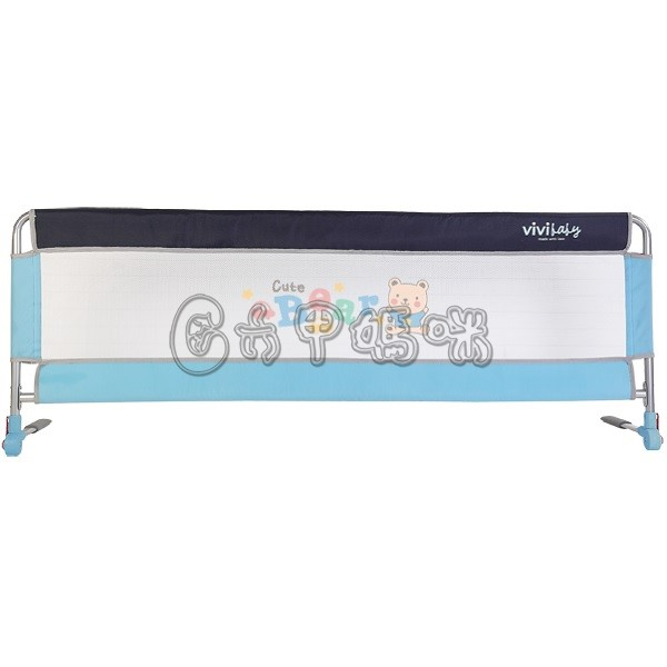 vivibaby床圍欄 嬰兒童床護欄寶寶床圍欄防摔床欄床邊防護欄【六甲媽咪】