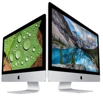 Apple 蘋果   iMac MK452TA/A Retina 4K 21.5吋AIO桌機 Retina 4K /3.1QC/2x4GB/1TB/IrisPro 6200